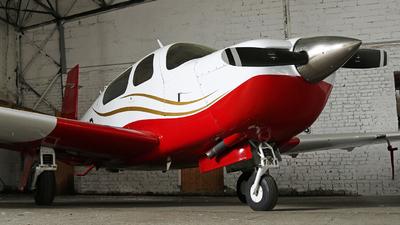 F-GKRP - Mooney M20J - Private