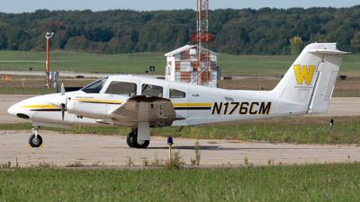 N176CM - Piper PA-44-180 Seminole - Western Michigan University College of Aviation