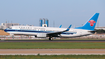A picture of B1737 - Boeing 73781B - China Southern Airlines - © Muggle