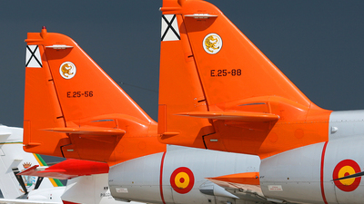E.25-88 - CASA C-101EB Aviojet - Spain - Air Force