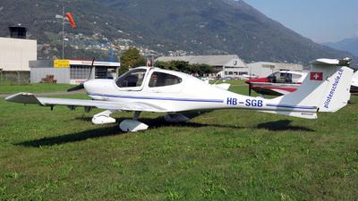 HB-SGB - Diamond DA-40D Diamond Star TDI - Private