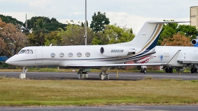 A picture of N868SM - Gulfstream II - [254] - © CharlesClores