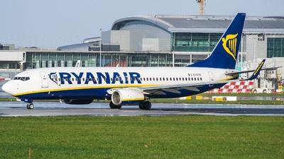 EI-EVK - Boeing 737-8AS - Ryanair