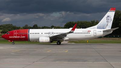 A picture of LNNGM - Boeing 7378JP - Norwegian - © Łukasz Stawiarz