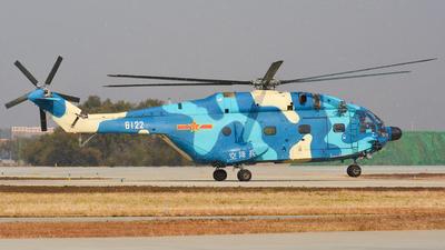 6122 - Changhe Z-8KA - China - Air Force