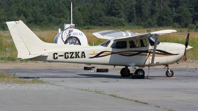 A picture of CGZKA - Cessna 172R Skyhawk - [17280054] - © Sandra