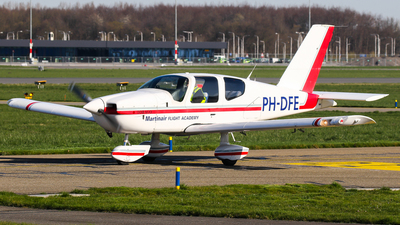 PH-DFE - Socata TB-10 Tobago - Martinair Flight Academy
