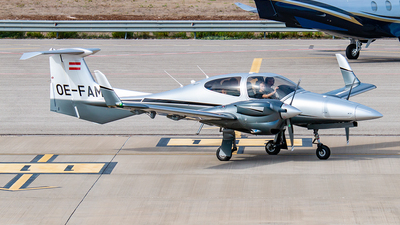 OE-FAM - Diamond DA-42 NG Twin Star - Aviation Together