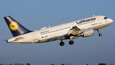 A picture of DAIBI - Airbus A319112 - Lufthansa - © Karsten S.