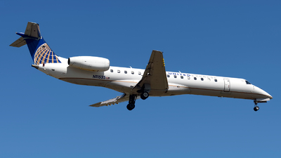 N11535 - Embraer ERJ-145LR - United Express (ExpressJet Airlines)