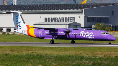 G-PRPO - Bombardier Dash 8-Q402 - Flybe