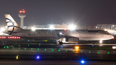 A picture of SXDGS - Airbus A321231 - [1428] - © Julian S.