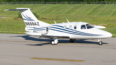 N800AZ - Eclipse Aviation Eclipse 500 - Private