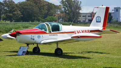 LV-X88 - Pazmany PL-1 - Private