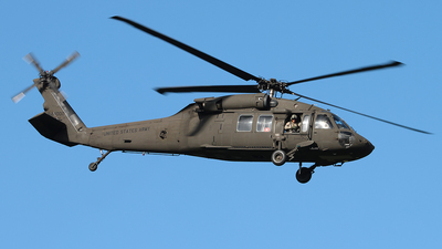 84-24000 - Sikorsky UH-60A Blackhawk - United States - US Army