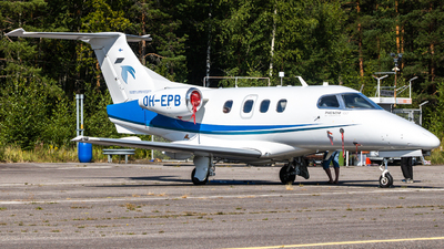 OH-EPB - Embraer 500 Phenom 100 - Finnish Aviation Academy