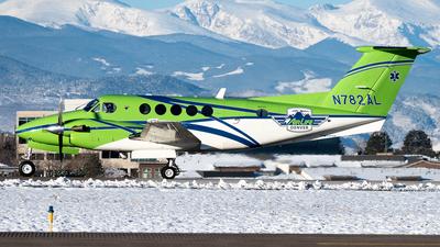 N782AL - Beechcraft 200 Super King Air - Air Methods