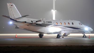 D-CNNN - Cessna 560XL Citation XLS Plus - DC Aviation