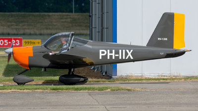 PH-IIX - Vans RV-12iS - Private