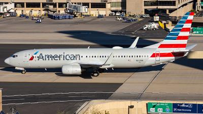 N813NN - Boeing 737-823 - American Airlines