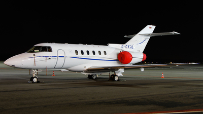 A picture of DCXNL - Hawker 800XP -  - © C. v. Grinsven