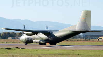 50-34 - Transall C-160D - Germany - Air Force