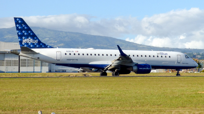 N281JB - Embraer 190-100IGW - jetBlue Airways