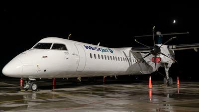 C-GEWR - Bombardier Dash 8-Q402 - WestJet Encore