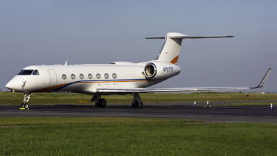 N727TE - Gulfstream G550 - Private