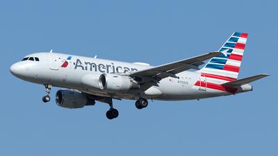 N769US - Airbus A319-112 - American Airlines