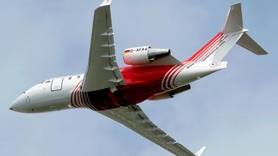 D-AFAA - Bombardier CL-600-2B16 Challenger 604 - FAI Rent-a-jet