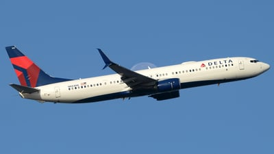A picture of N883DN - Boeing 737932(ER) - Delta Air Lines - © Westley Bencon