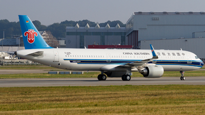 D-AVXL - Airbus A321-253N - China Southern Airlines