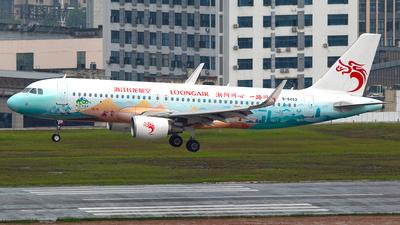 A picture of B8452 - Airbus A320214 - Loong Air - © SEN BAI