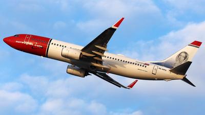 A picture of SERPH - Boeing 7378JP - Norwegian - © R.Rimestad