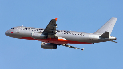 VN-A555 - Airbus A320-232 - Jetstar Pacific Airlines