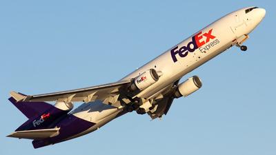 N592FE - McDonnell Douglas MD-11(F) - FedEx
