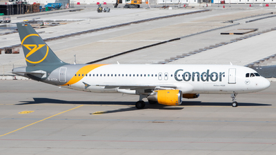 A picture of DATCH - Airbus A320212 - Condor - © Tim Donell