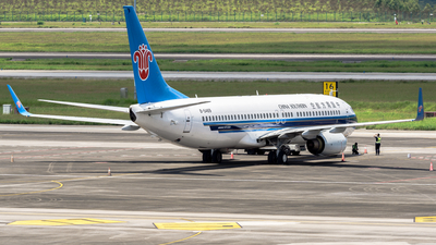 B-5469 - Boeing 737-81B - China Southern Airlines