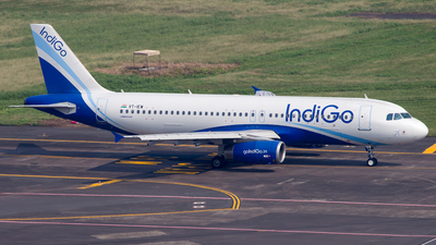 A picture of VTIEW - Airbus A320232 - IndiGo - © Janam Parikh