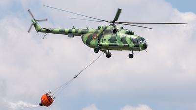 419 - Mil Mi-17 Hip - Bulgaria - Air Force