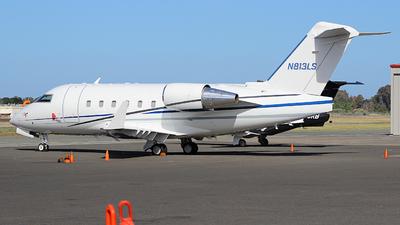 N813LS - Bombardier CL-600-2B16 Challenger 601-3R - Irish Air