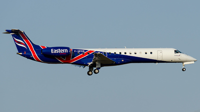 F-HFCN - Embraer ERJ-145MP - VallJet