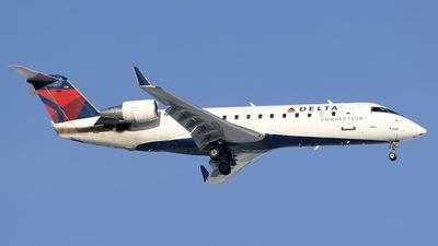 A picture of N429SW - Mitsubishi CRJ200LR - Delta Air Lines - © Jeremy D. Dando