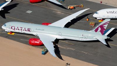 A picture of A7BHI - Boeing 7879 Dreamliner - Qatar Airways - © Misael Ocasio Epicaviation47