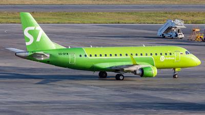 A picture of VQBYW - Embraer E170SU - S7 Airlines - © Marianna Rychkovskaia