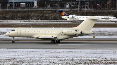 A picture of 9HFLN - Bombardier Global 5000 -  - © Stefan Mayer
