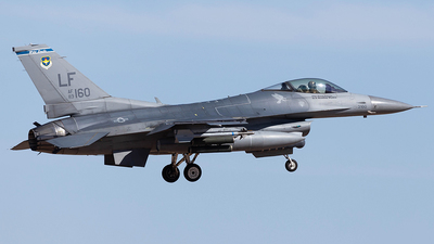 83-1160 - General Dynamics F-16C Fighting Falcon - United States - US Air Force (USAF)