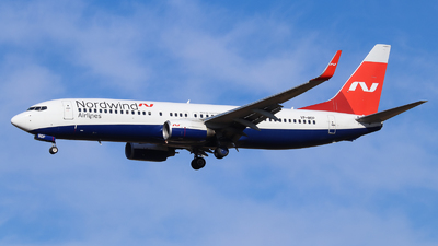 A picture of VPBDP - Boeing 7378AS - Nordwind Airlines - © Vitaly Revyakin