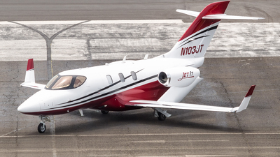 N103JT - Honda HA-420 HondaJet Elite - Jet It